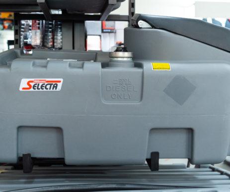 Fuel Tanks & Pumps image