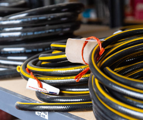 Hydraulic Hoses & Fittings image