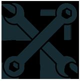 Service guarantee* icon