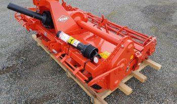 EL92-205 POWER TILLER W/ CRUMBLE ROLLER full